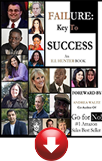 Failure: Key To Success by E.I. Hunter